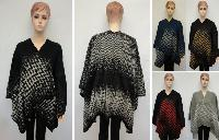 Woven Shawl [Houndstooth]